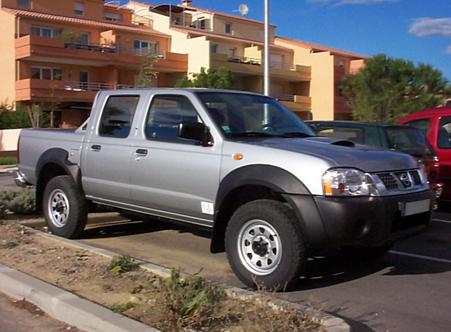 nissan navara occasion voiture doccasion nissan navara. Black Bedroom Furniture Sets. Home Design Ideas
