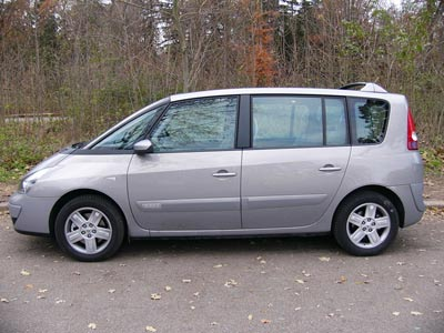 voiture occasion renault espace de 2006 30 000 km. Black Bedroom Furniture Sets. Home Design Ideas