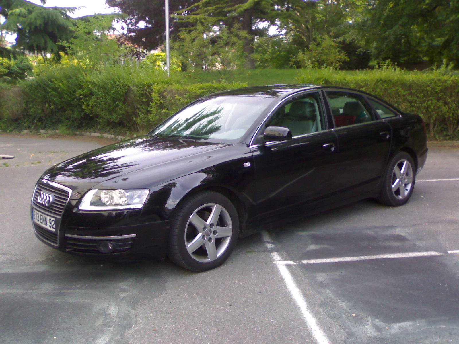 voiture occasion audi a6 de 2005 36 600 km. Black Bedroom Furniture Sets. Home Design Ideas