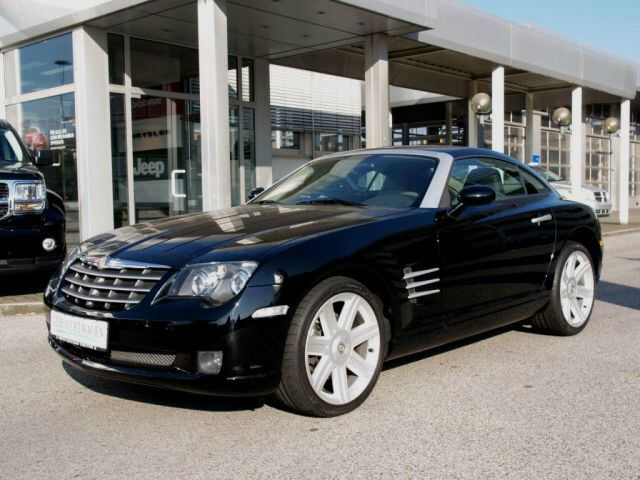 voiture occasion chrysler crossfire de 2004 42 900 km. Black Bedroom Furniture Sets. Home Design Ideas