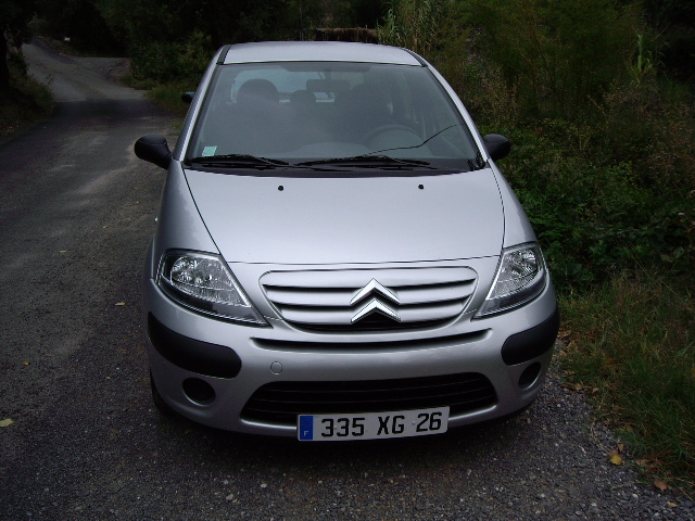 voiture occasion citroen c3 de 2006 76 900 km. Black Bedroom Furniture Sets. Home Design Ideas