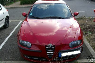 voiture occasion alfa romeo 147 de 2003 166 000 km. Black Bedroom Furniture Sets. Home Design Ideas