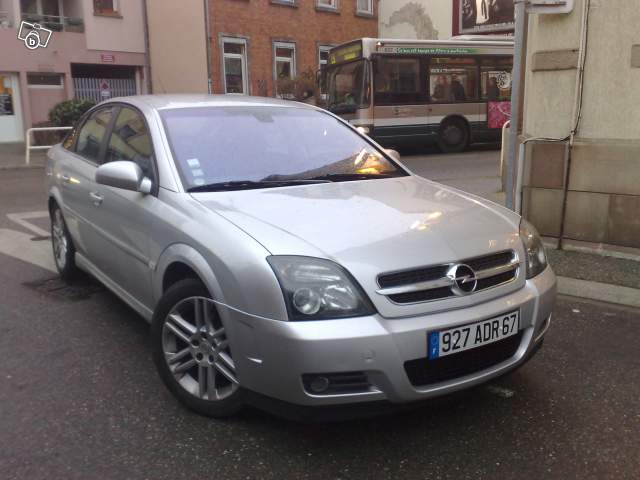 voiture occasion opel vectra de 2003 60 000 km. Black Bedroom Furniture Sets. Home Design Ideas