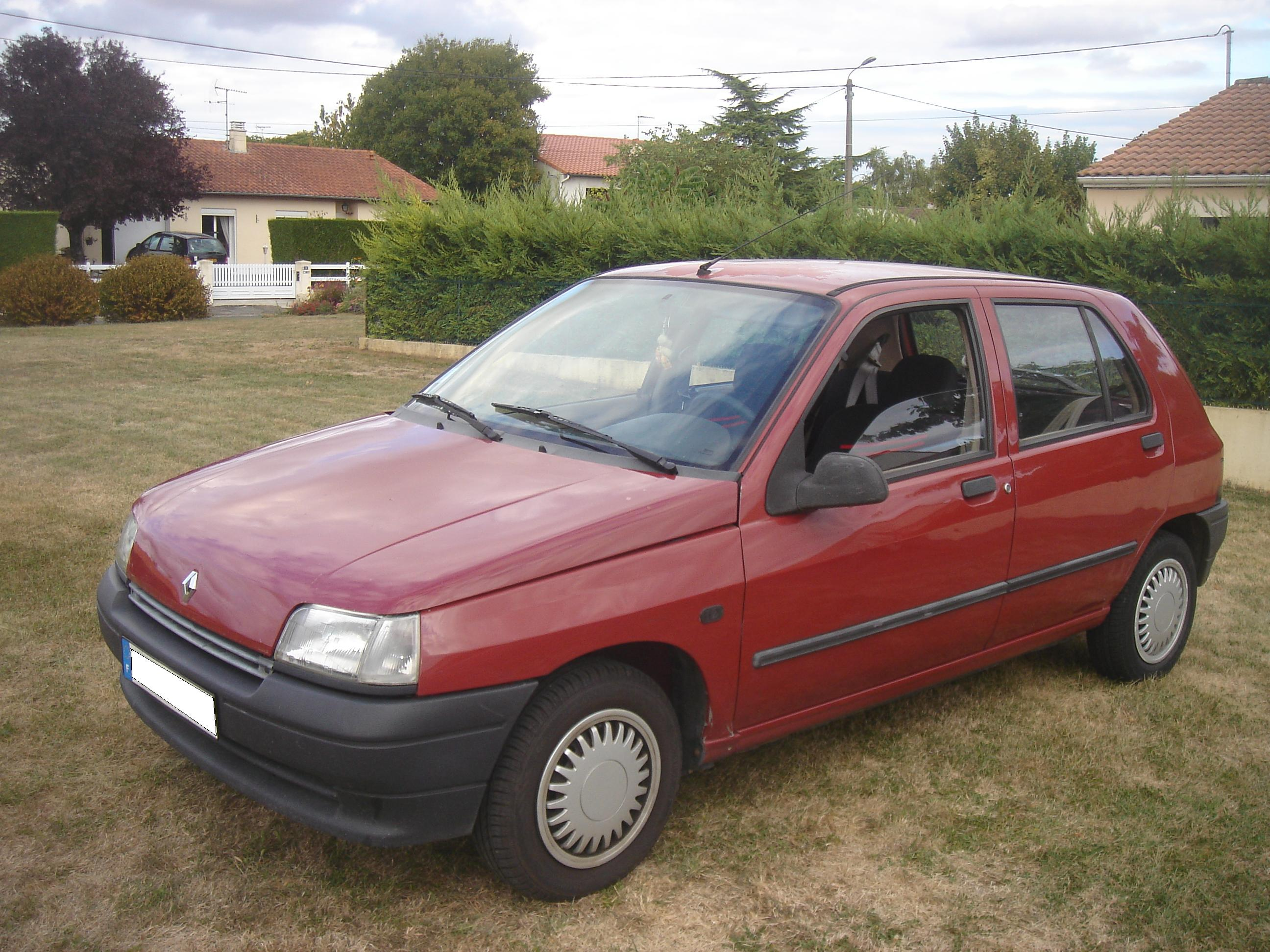 1991 renault clio 1 1 related infomation specifications. Black Bedroom Furniture Sets. Home Design Ideas