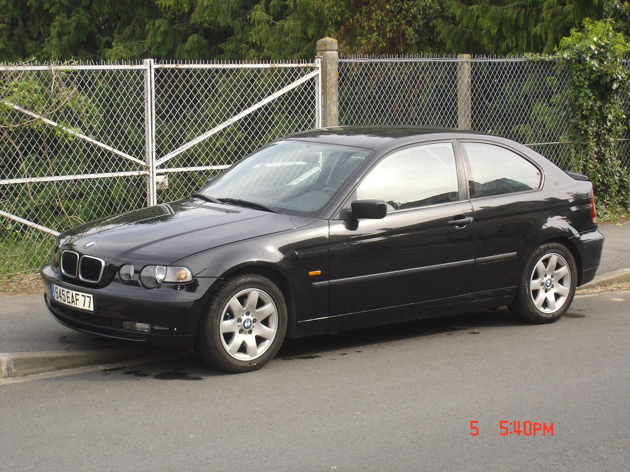 voiture occasion bmw serie 3 de 2003 189 000 km. Black Bedroom Furniture Sets. Home Design Ideas