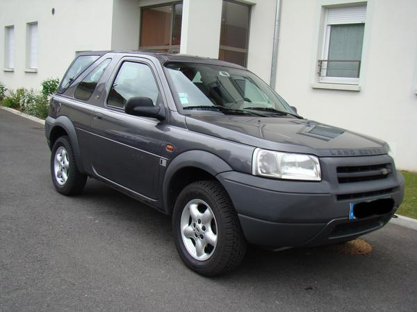 voiture occasion land rover freelander de 2001 95 000 km. Black Bedroom Furniture Sets. Home Design Ideas