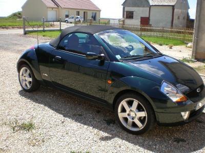 voiture occasion ford streetka de 2005 22 000 km. Black Bedroom Furniture Sets. Home Design Ideas