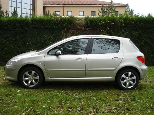 voiture occasion peugeot 307 de 2007 42 000 km. Black Bedroom Furniture Sets. Home Design Ideas