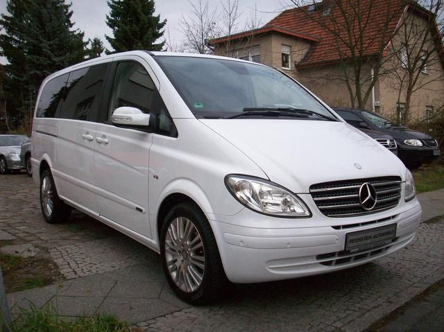 voiture occasion mercedes viano de 2009 29 100 km. Black Bedroom Furniture Sets. Home Design Ideas