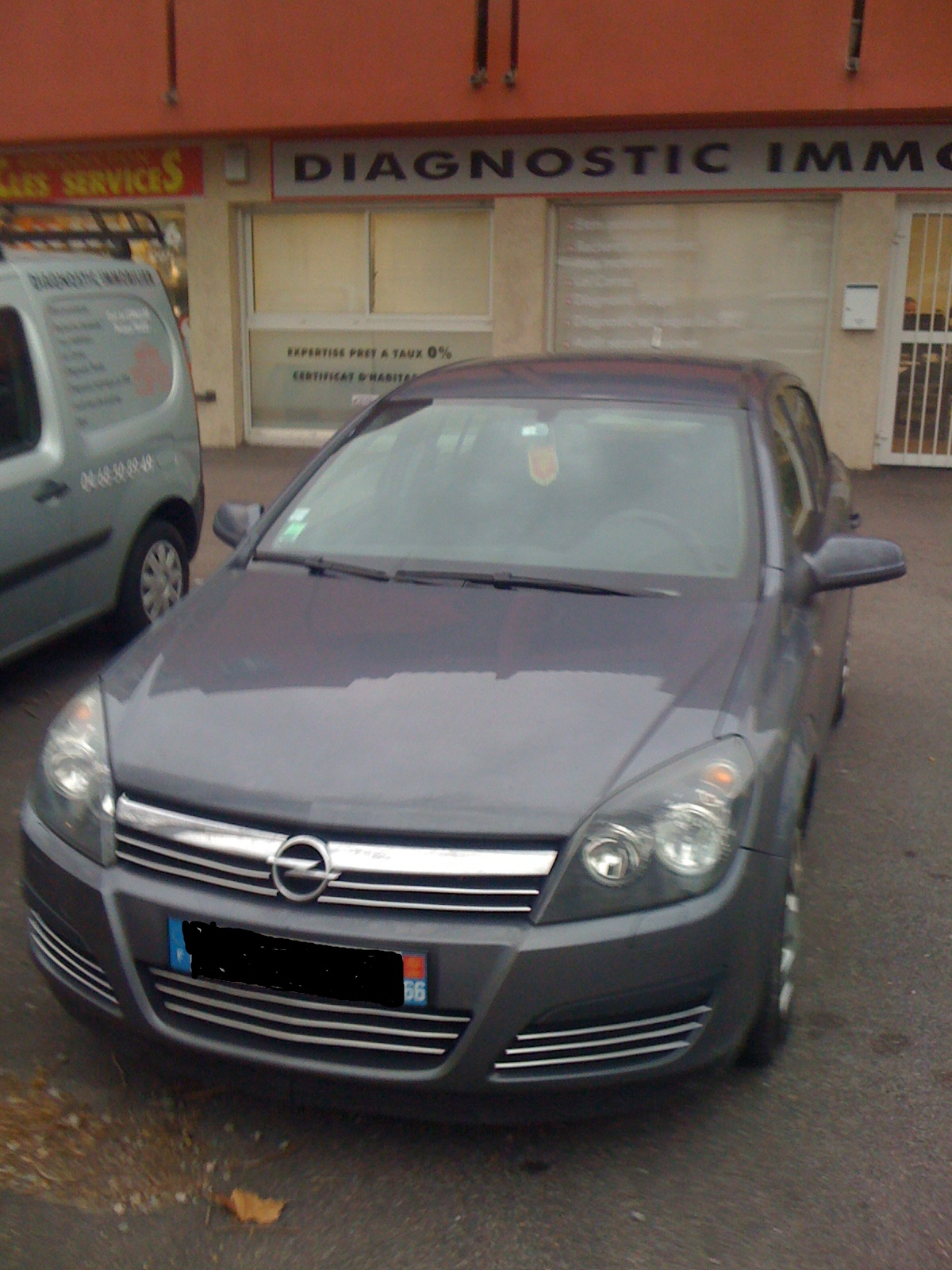 voiture occasion opel astra de 2006 155 000 km. Black Bedroom Furniture Sets. Home Design Ideas