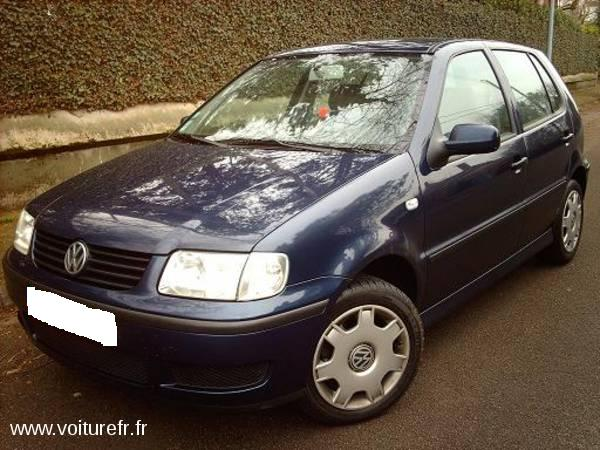 voiture occasion volkswagen polo de 2000 170 000 km. Black Bedroom Furniture Sets. Home Design Ideas
