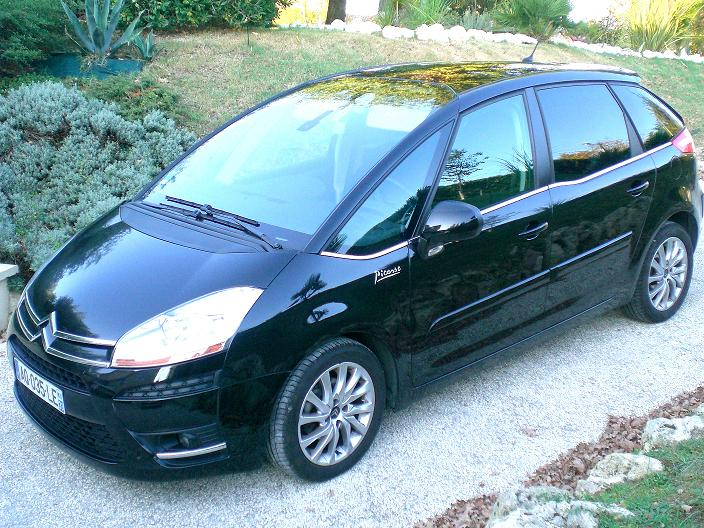 voiture occasion citroen c4 de 2007 102 000 km. Black Bedroom Furniture Sets. Home Design Ideas