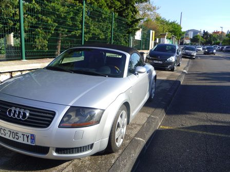 Voiture occasion audi tt de 2000 128 000 km for Interieur tt 2000