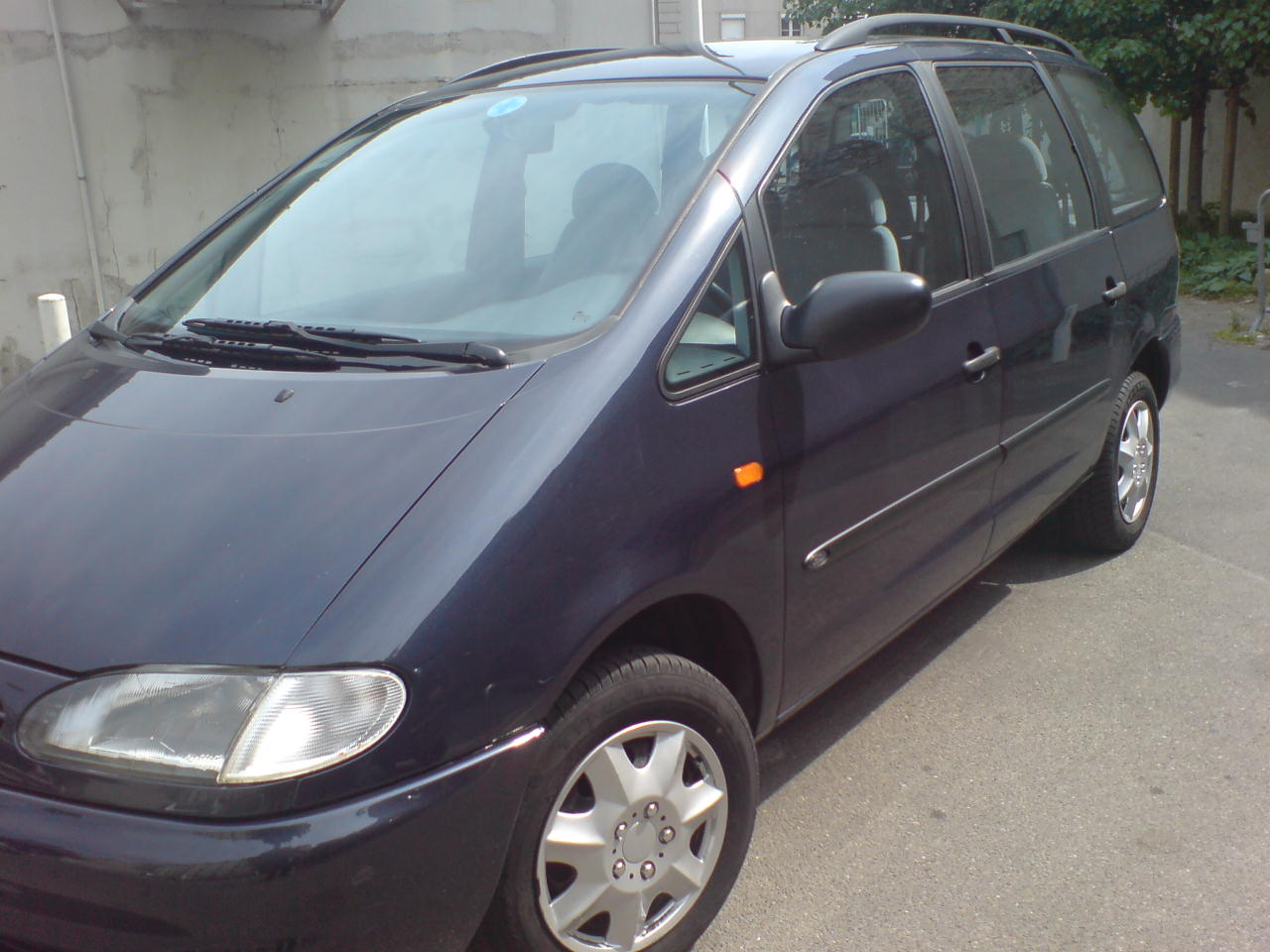 voiture occasion ford galaxy de 1998 138 000 km. Black Bedroom Furniture Sets. Home Design Ideas