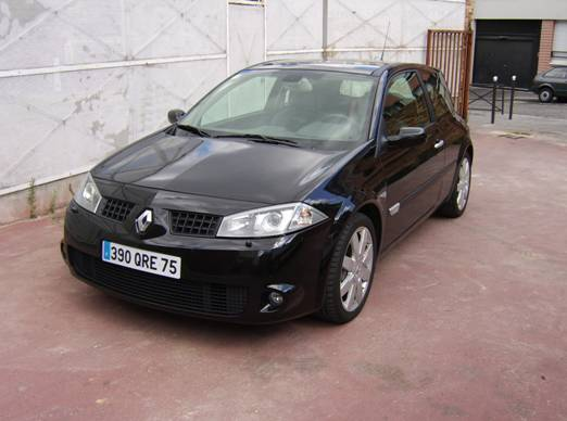 voiture occasion renault m gane ii de 2006 12 000 km. Black Bedroom Furniture Sets. Home Design Ideas
