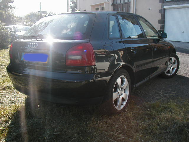 voiture occasion audi a3 de 2000 83 000 km. Black Bedroom Furniture Sets. Home Design Ideas